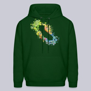 California Four Seasons - Men's Hoodie