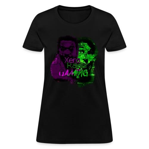 XeroRaider Graffiti Shirt for the Ladies! - Women's T-Shirt