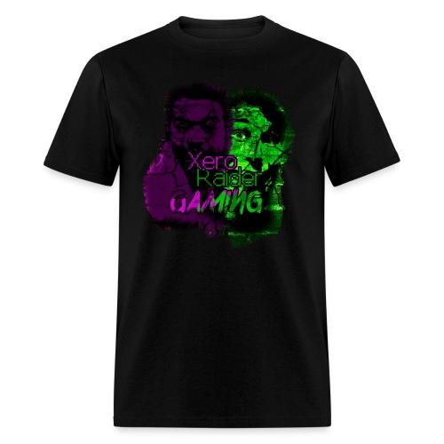 XeroRaider Graffiti Shirt for the Guys! - Men's T-Shirt
