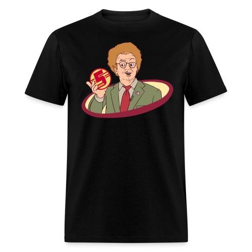 Check Pleeaassseeee! - Men's T-Shirt