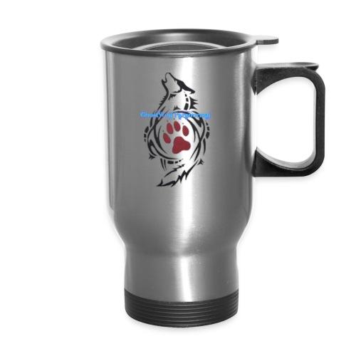 GhostWolf Paranormal - Travel Mug