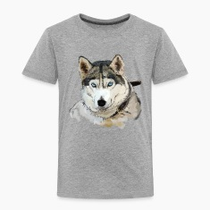 Husky Baby & Toddler Shirts