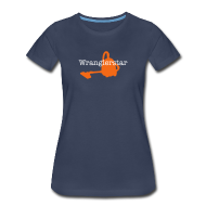 T-Shirts ~ Women's Premium T-Shirt ~ Women's Vacuum Wranglerstar