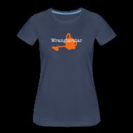 Women's T-Shirts ~ Women's Premium T-Shirt ~ Women's Vacuum Wranglerstar