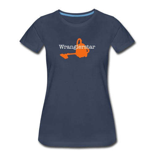 Women's Vacuum Wranglerstar - Women's Premium T-Shirt
