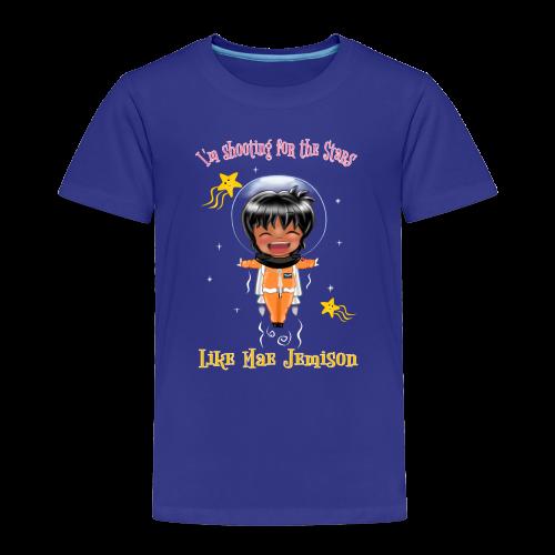 Mae Jemison Toddler Tee - Toddler Premium T-Shirt