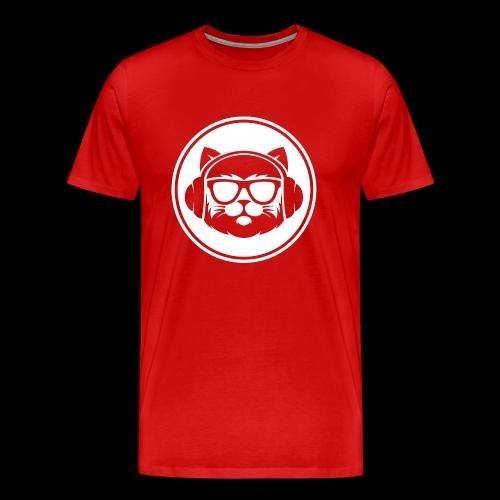 Men's Phat Katt Logo T-Shirt  - Men's Premium T-Shirt