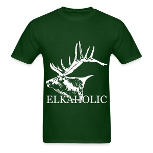 Elkaholic w - Men's T-Shirt