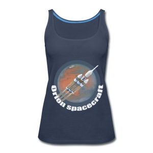 Orion Spacecraft - Women's Premium Tank Top