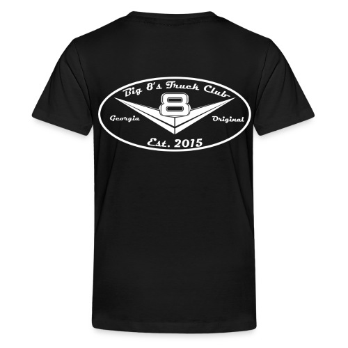 Big 8 Kids -No Title - Kids' Premium T-Shirt