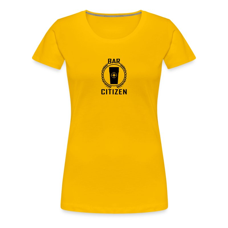 Bar Citizen (Womens) - Women's Premium T-Shirt