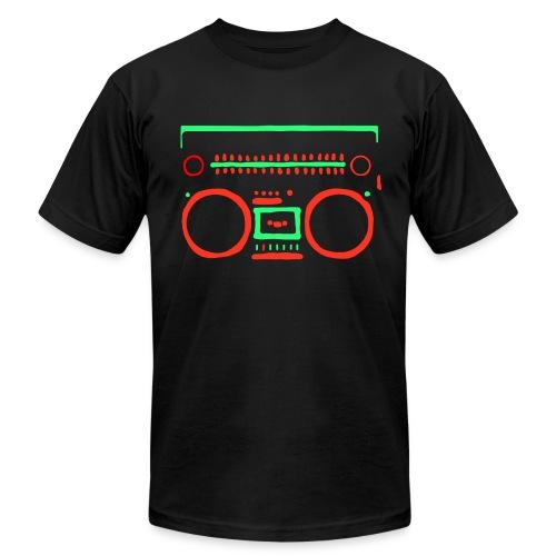 Bizarre Boombox (Men's) - Men's  Jersey T-Shirt