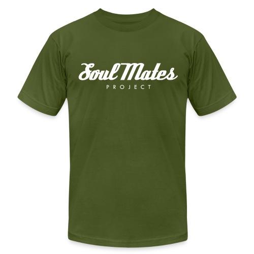 Soul Mates Logo (Mens) - Men's  Jersey T-Shirt