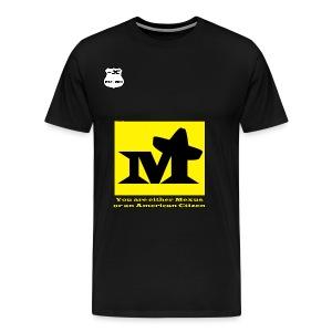 MFX - Mexus Memeber - Men's Premium T-Shirt