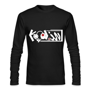 Koolin - Men's Long Sleeve T-Shirt by Next Level