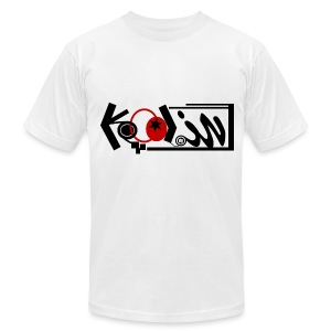Koolin - Men's T-Shirt by American Apparel