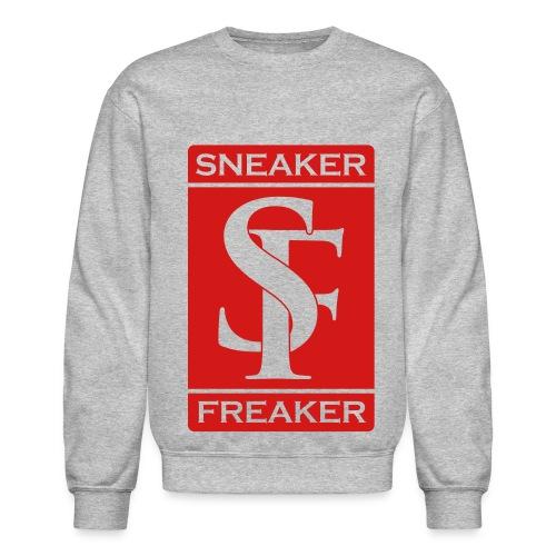 sneaker freak  - Crewneck Sweatshirt