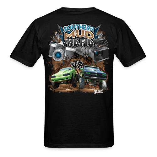 Southern Mud Mafia BACK - Men's T-Shirt