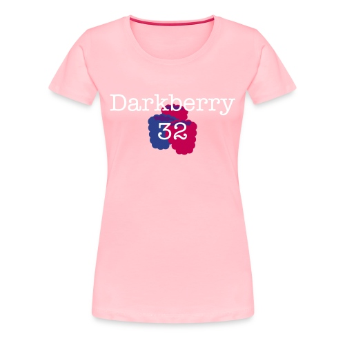 Darkberry 32 Plus size - Women's Premium T-Shirt