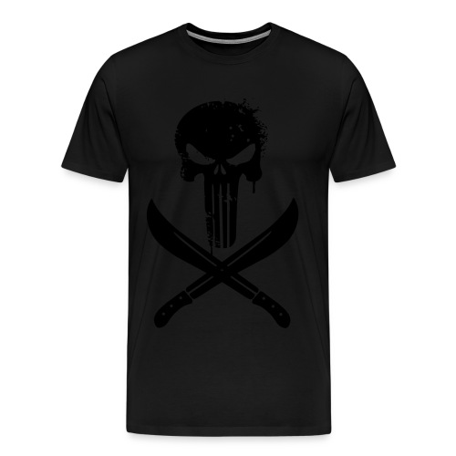 Most High Skull - Men's Premium T-Shirt