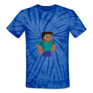Animated Character | Mens | - Unisex Tie Dye T-Shirt