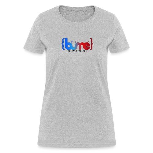 Bunny Metal Logo - Womens - Women's T-Shirt