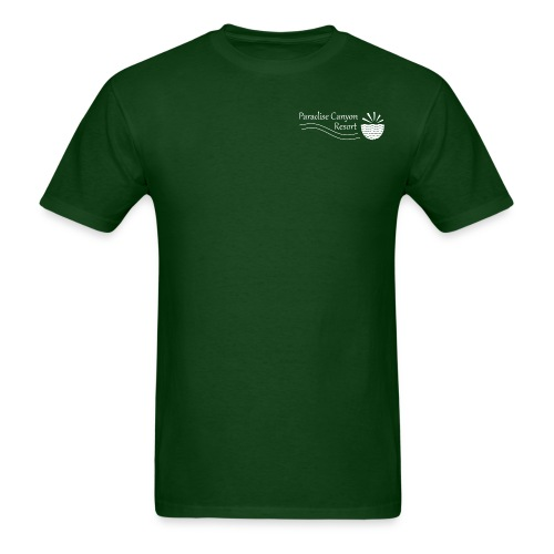 Welcome to Paradise - Resort Staff - Mens - Men's T-Shirt