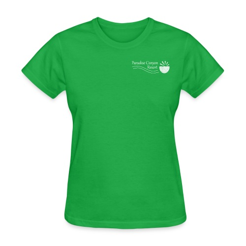 Welcome to Paradise - Resort Staff - Womens - Women's T-Shirt