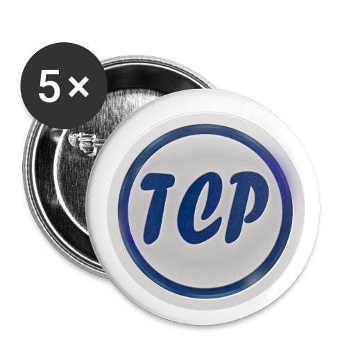 TCP Logo | Buttons | - Large Buttons