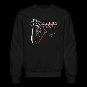 Dabbin Wars Crewneck (Darth Vadar) - Crewneck Sweatshirt