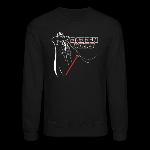 Dabbin Wars Crewneck (Darth Vadar) - Crewneck Sweatshirt