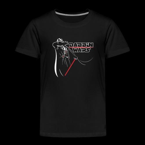 Toddler Dabbin T-Shirt (Darth Vadar - Toddler Premium T-Shirt