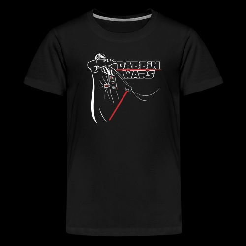 Kid's Dabbin T-Shirt (Darth Vadar) - Kids' Premium T-Shirt