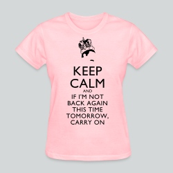 Freddy Mercury Keep Calm - Women's T-Shirt
