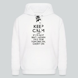 Freddy Mercury Keep Calm - Men's Hoodie