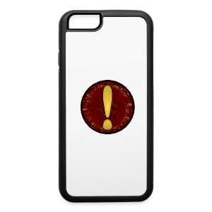 exclamation mark Accessories - iPhone 6/6s Rubber Case