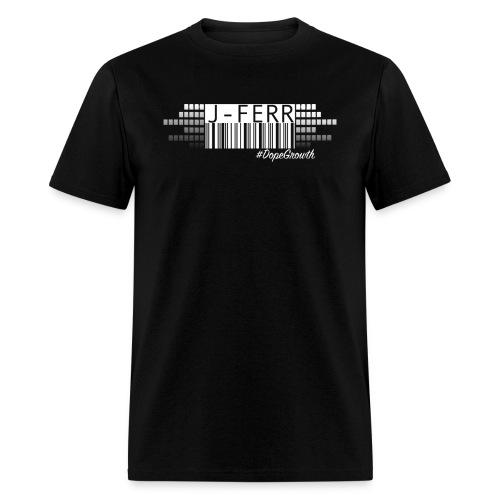 J-Ferr Men's White Out Tee - Men's T-Shirt