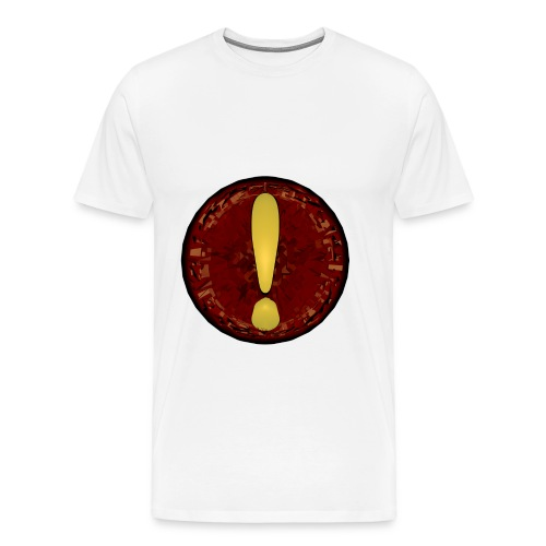 exclamation mark T-Shirts - Men's Premium T-Shirt