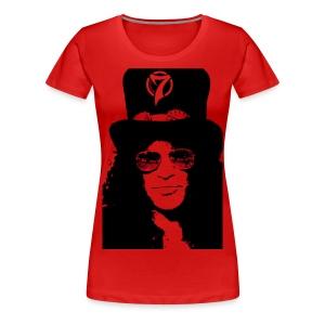 The Hat - Women's Premium T-Shirt