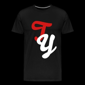 TY Shirt Youtube Themed Shirt - Men's Premium T-Shirt