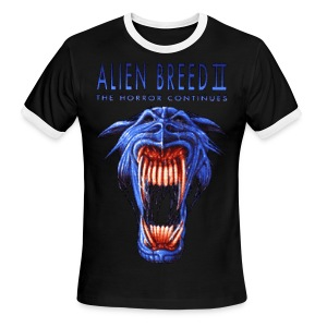 Alien Breed 2 - Men's Ringer T-Shirt