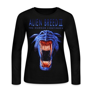 Alien Breed 2 - Women's Long Sleeve Jersey T-Shirt