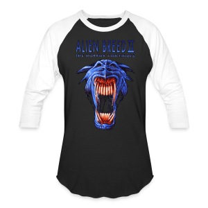 Alien Breed 2 - Baseball T-Shirt