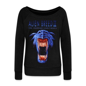 Alien Breed 2 - Women's Wideneck Sweatshirt