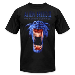 Alien Breed 2 - Men's T-Shirt by American Apparel