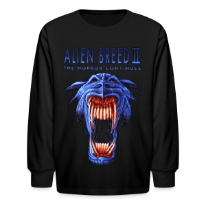 Alien Breed 2 - Kids' Long Sleeve T-Shirt