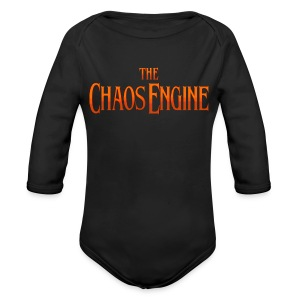 Chaos Engine - Long Sleeve Baby Bodysuit