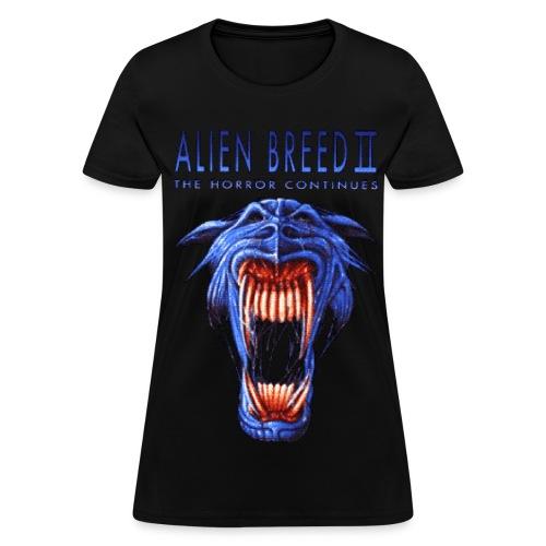 Alien Breed 2 - Women's T-Shirt