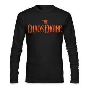 Chaos Engine - Men's Long Sleeve T-Shirt by Next Level