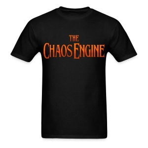 Chaos Engine - Men's T-Shirt